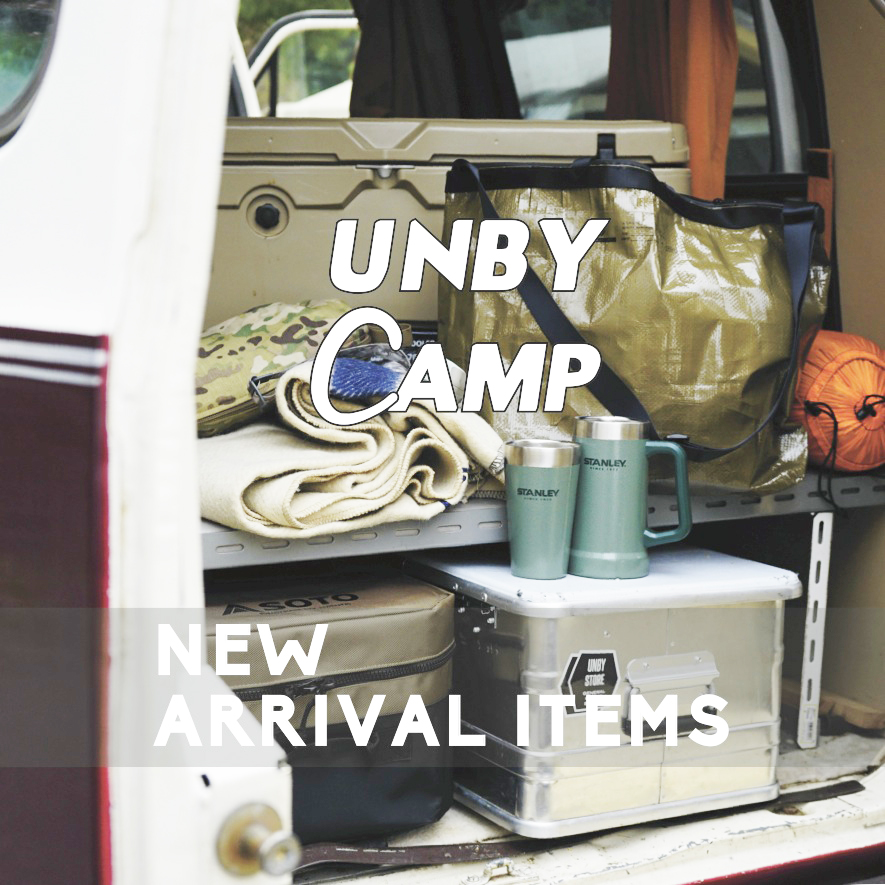 UNBY CAMP GOODS