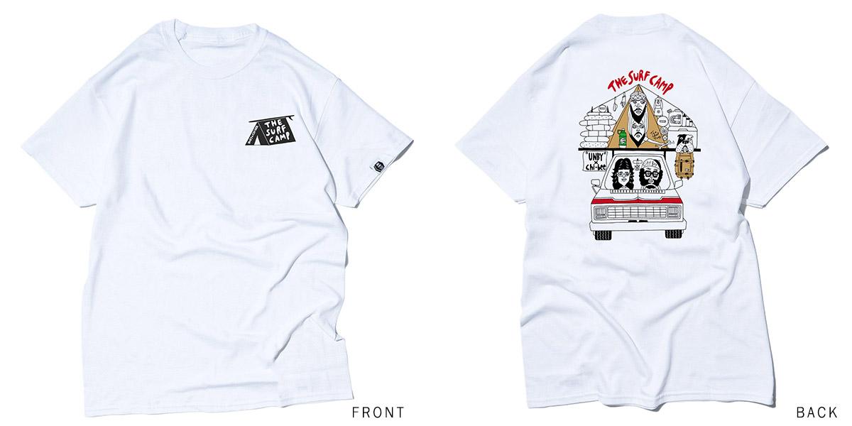 chi-bee コラボTシャツ